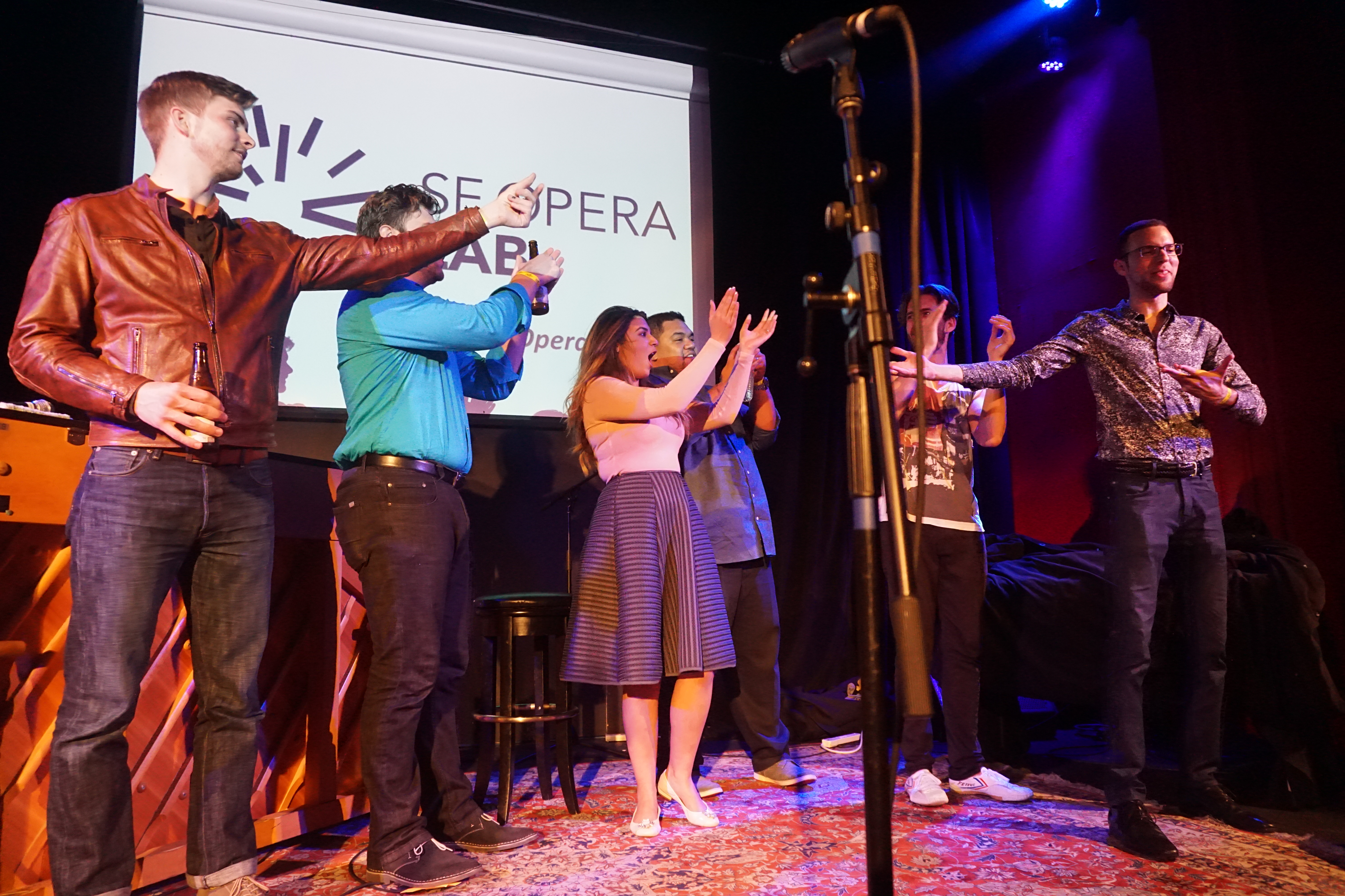 "The New Way to ""OPERA"""